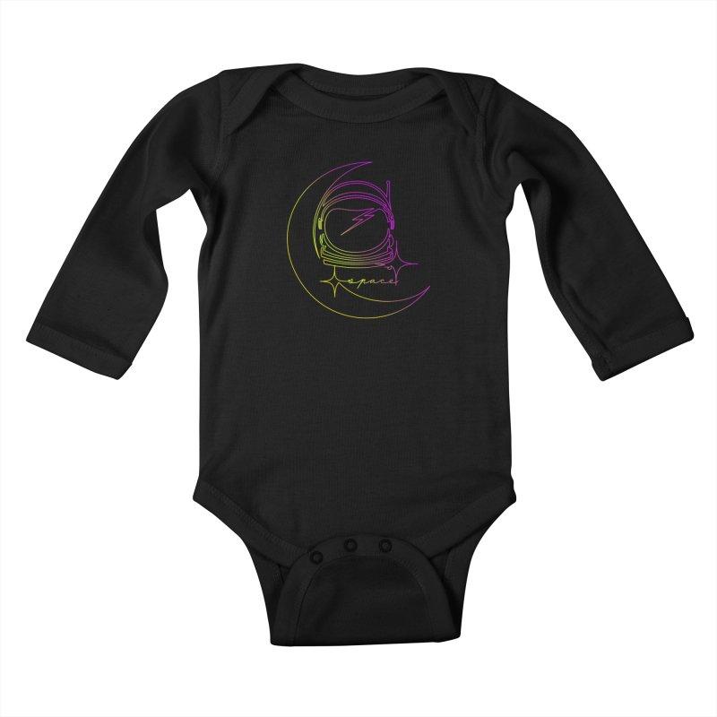 Astroline Kids Baby Longsleeve Bodysuit by Opippi