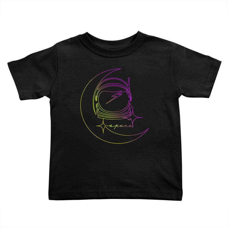 Astroline Kids Toddler T-Shirt by Opippi