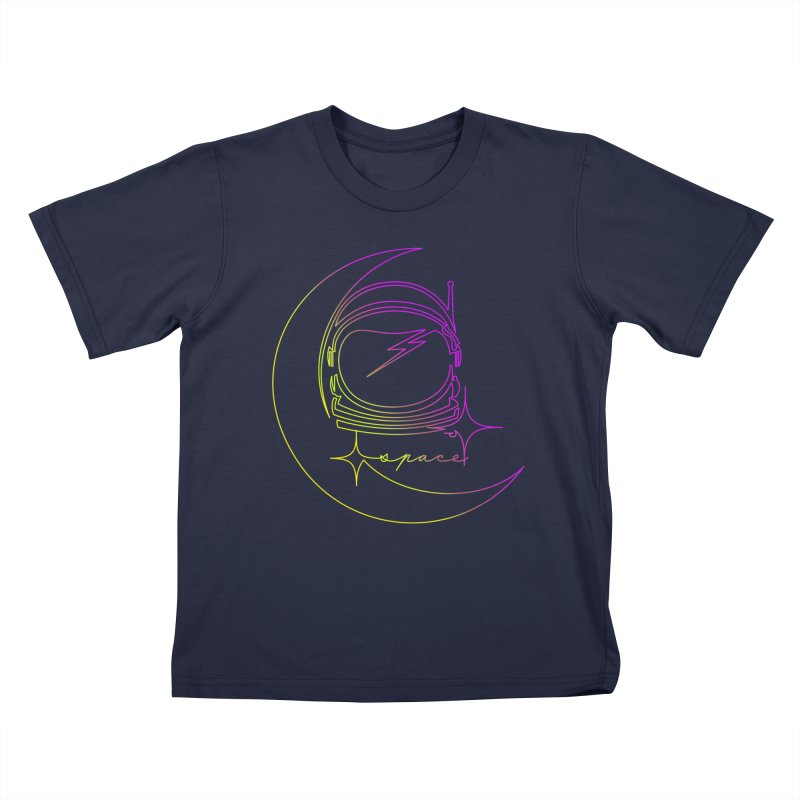 Astroline Kids T-Shirt by Opippi