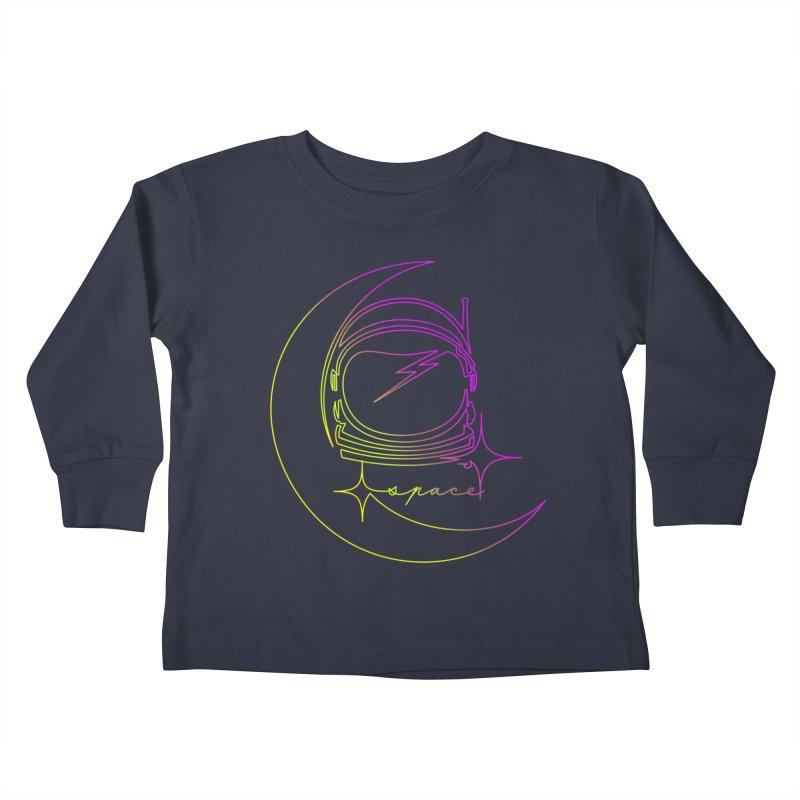 Astroline Kids Toddler Longsleeve T-Shirt by Opippi