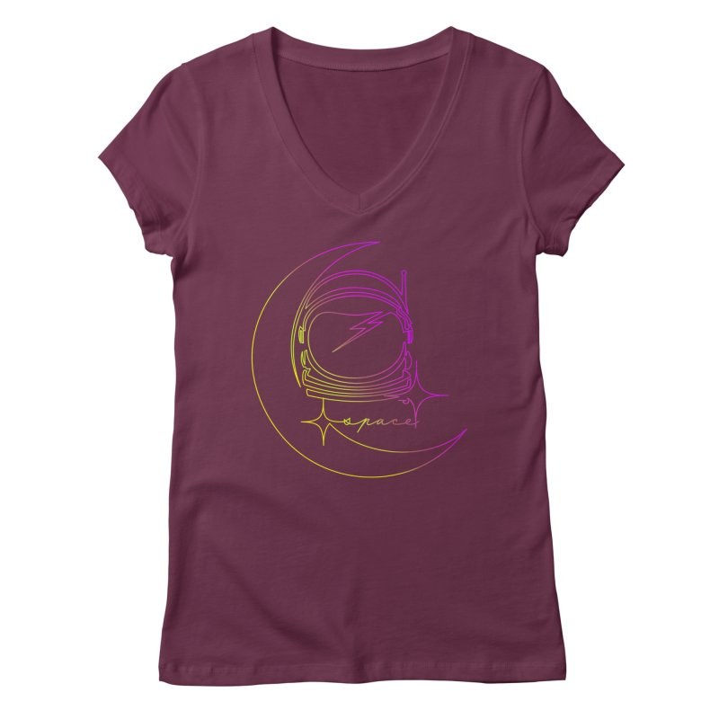 Astroline Women's V-Neck by Opippi