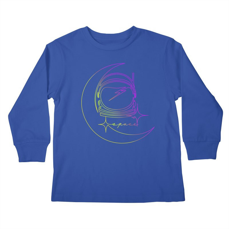 Astroline Kids Longsleeve T-Shirt by Opippi