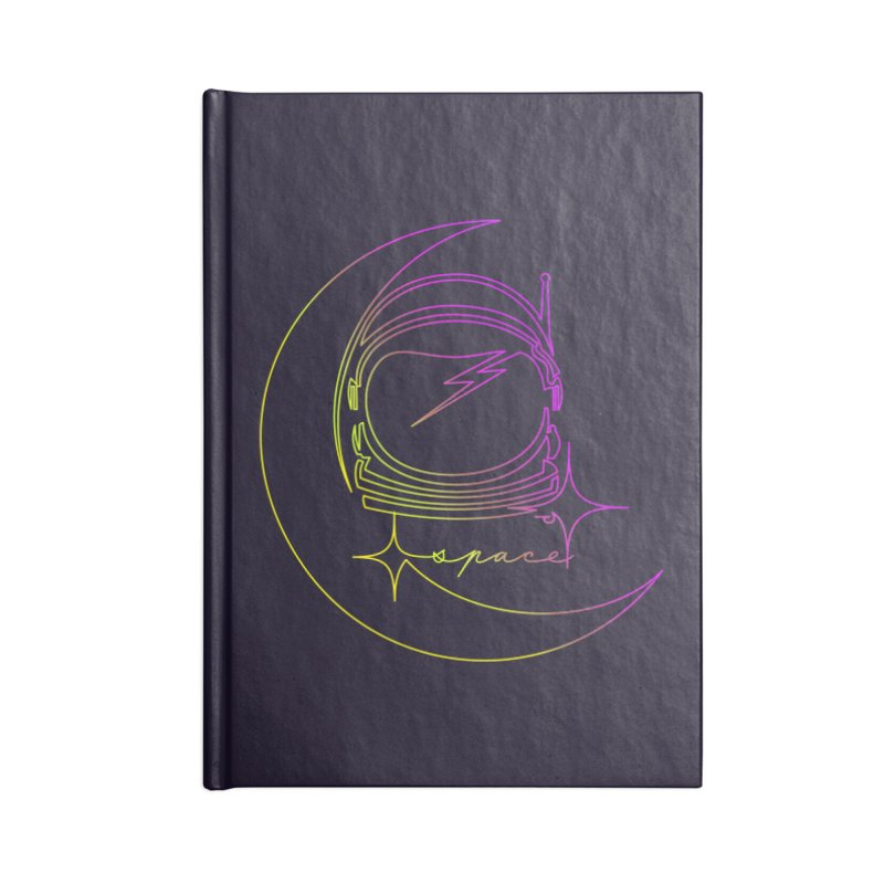 Astroline Accessories Notebook by Opippi