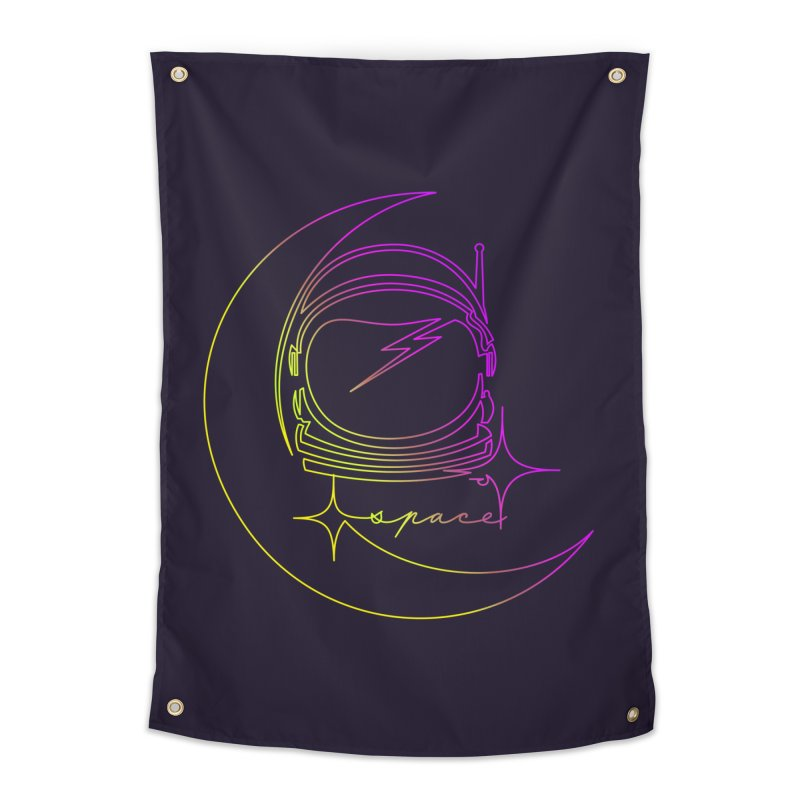 Astroline Home Tapestry by Opippi