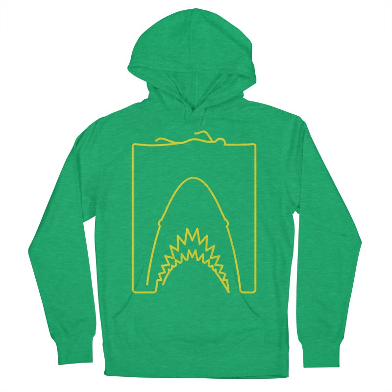 The Swimming Women's French Terry Pullover Hoody by Opippi