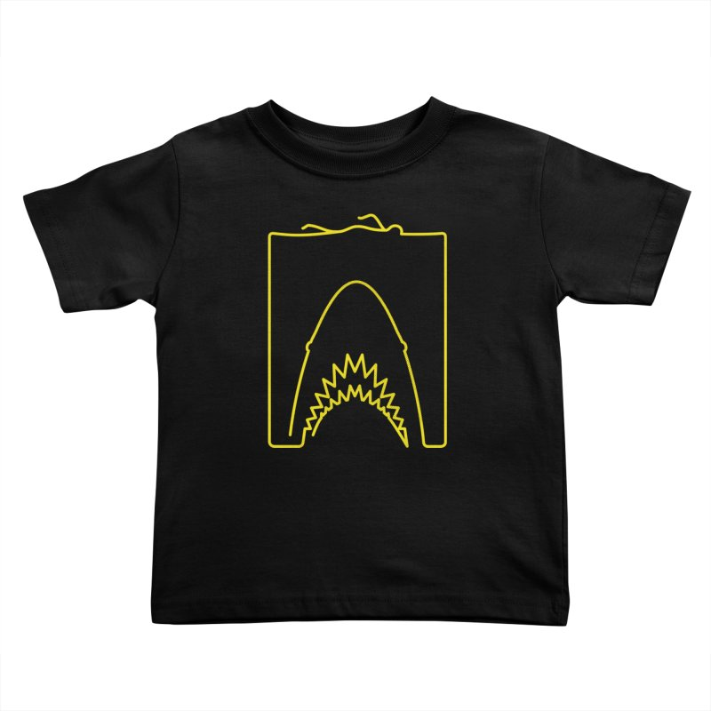 The Swimming Kids Toddler T-Shirt by Opippi