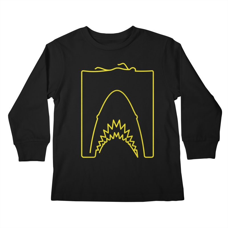 The Swimming Kids Longsleeve T-Shirt by Opippi
