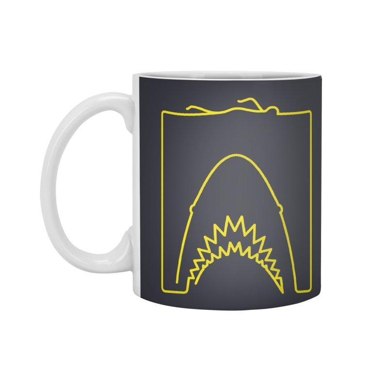 The Swimming Accessories Mug by Opippi