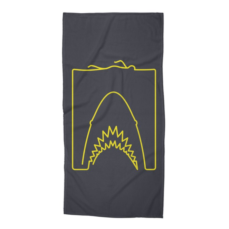 The Swimming Accessories Beach Towel by Opippi