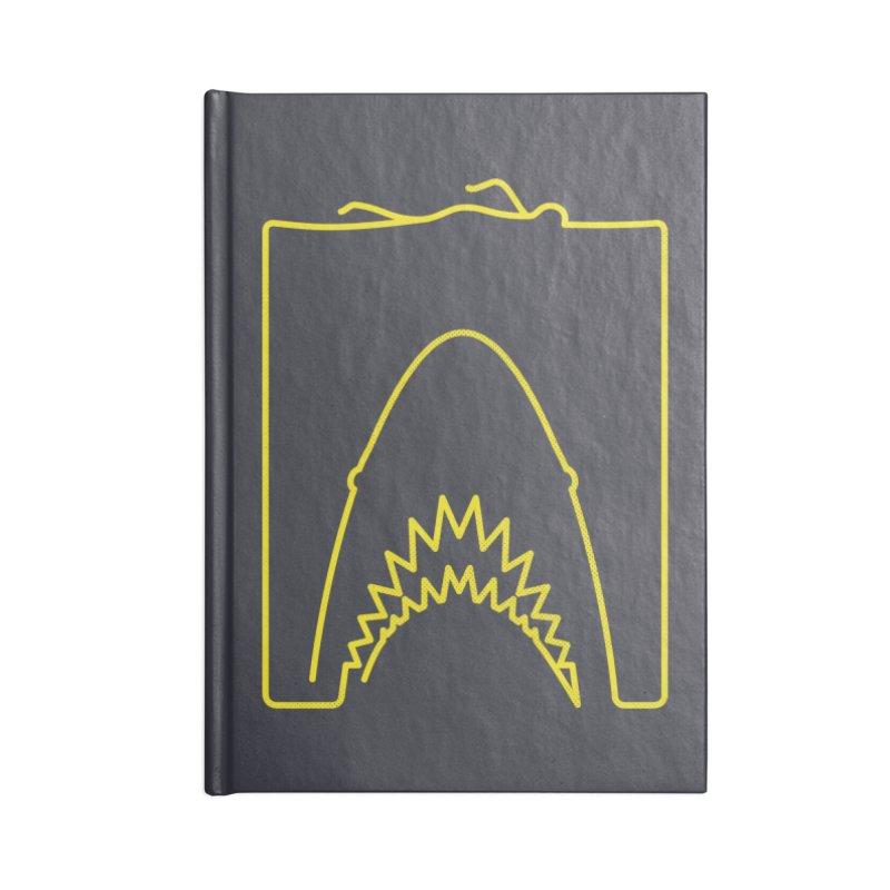 The Swimming Accessories Notebook by Opippi