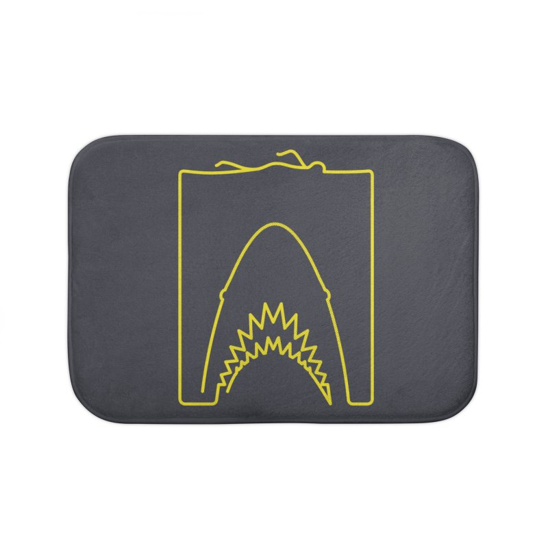 The Swimming Home Bath Mat by Opippi