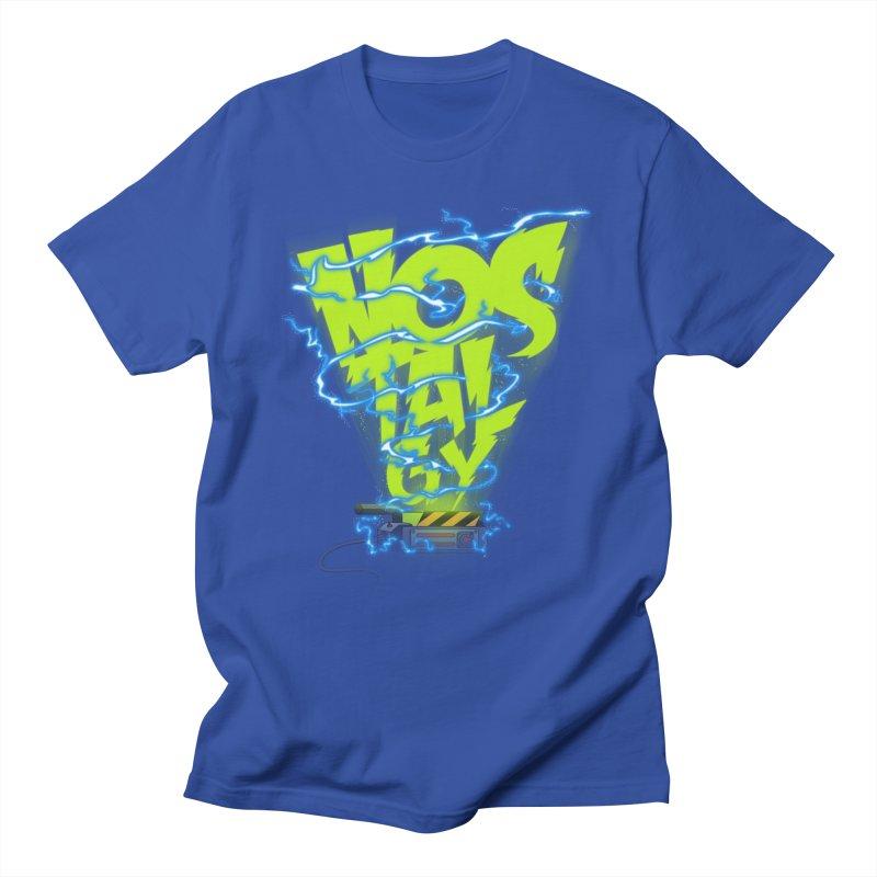 Nostalgy Men's T-shirt by Opippi