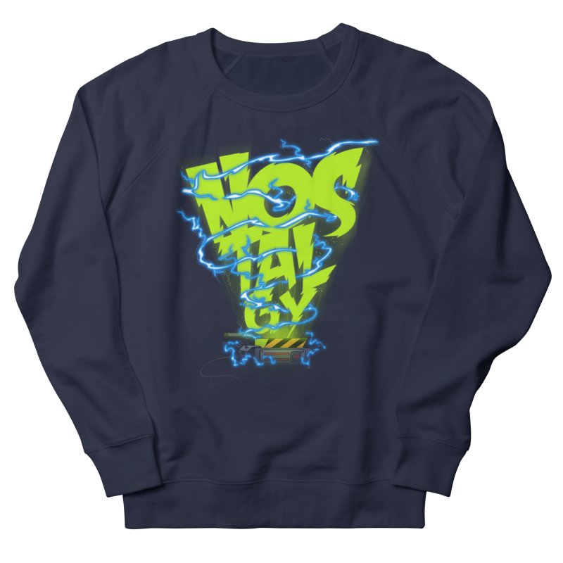 Nostalgy Men's Sweatshirt by Opippi