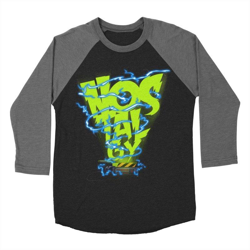 Nostalgy Women's Baseball Triblend T-Shirt by Opippi