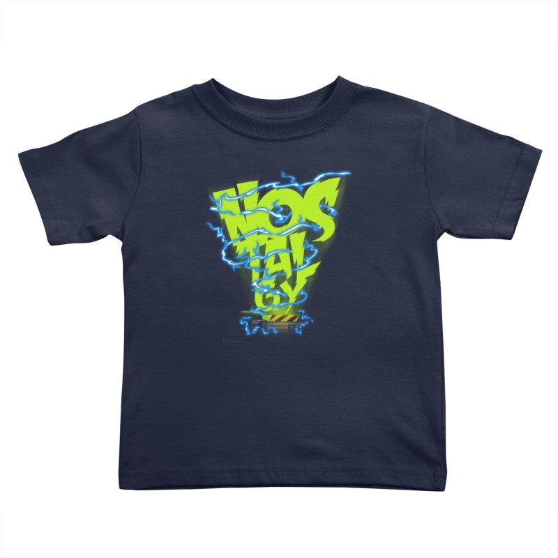 Nostalgy Kids Toddler T-Shirt by Opippi