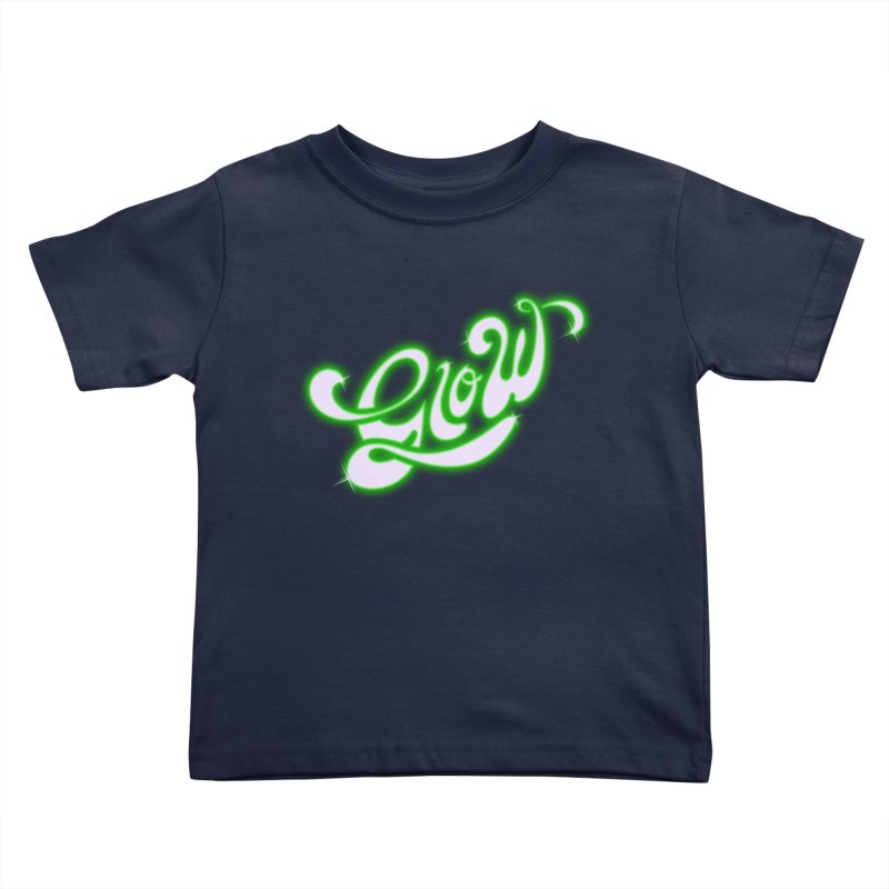 Glow Kids Toddler T-Shirt by Opippi