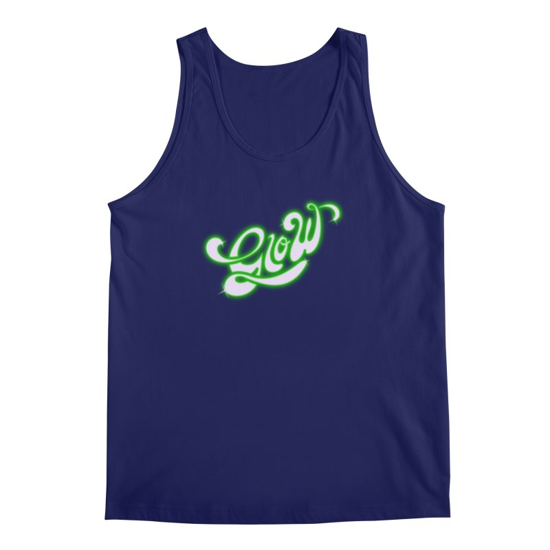 Glow Men's Tank by Opippi