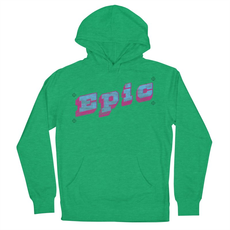 Epic Men's Pullover Hoody by Opippi