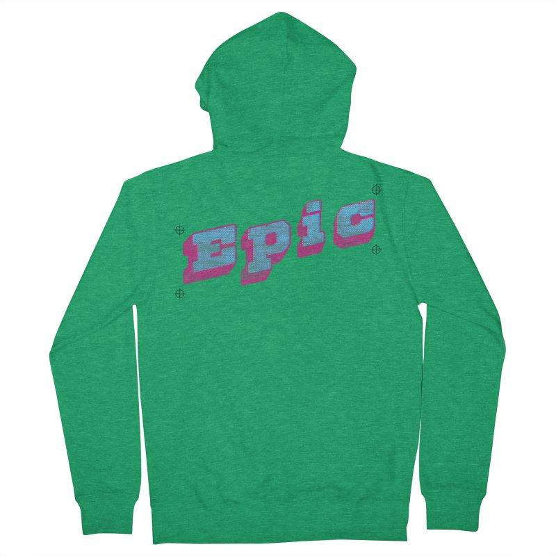 Epic Men's Zip-Up Hoody by Opippi