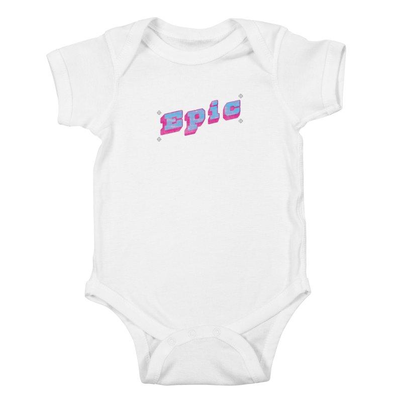 Epic Kids Baby Bodysuit by Opippi