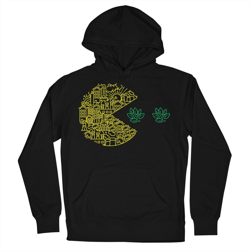 is the game over? Men's Pullover Hoody by Opippi