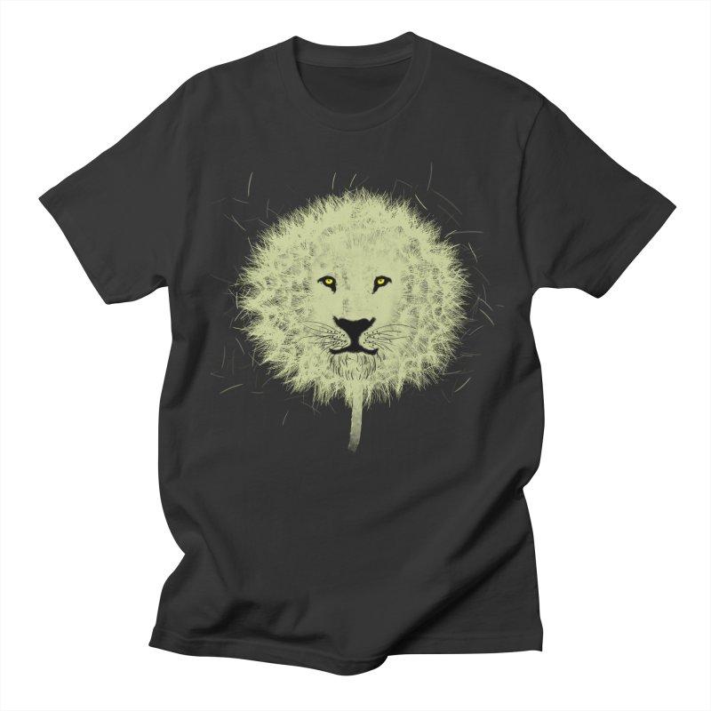 Dandelion Men's T-shirt by Opippi