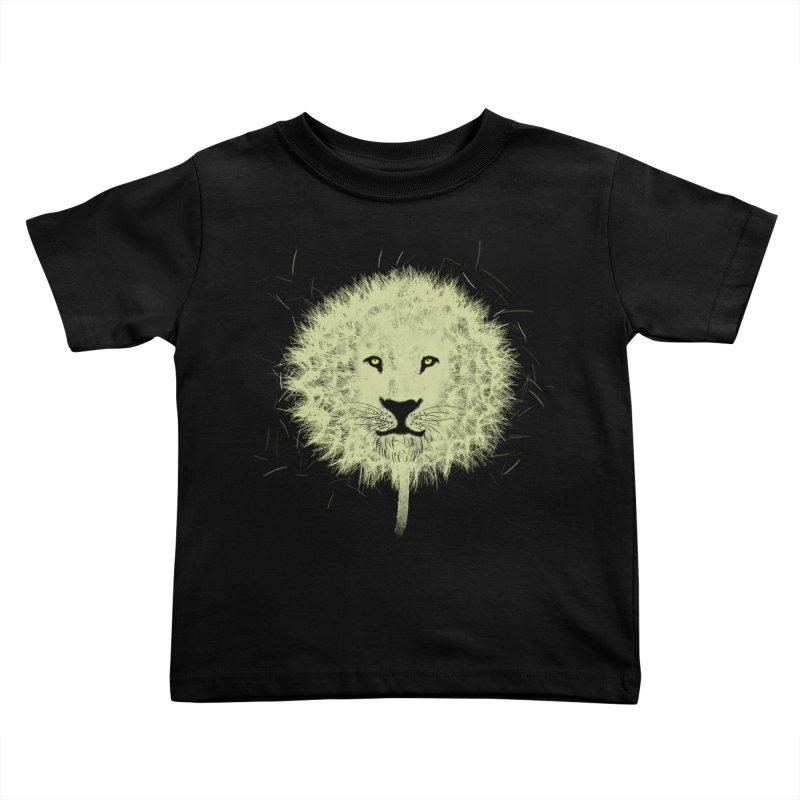 Dandelion Kids Toddler T-Shirt by Opippi