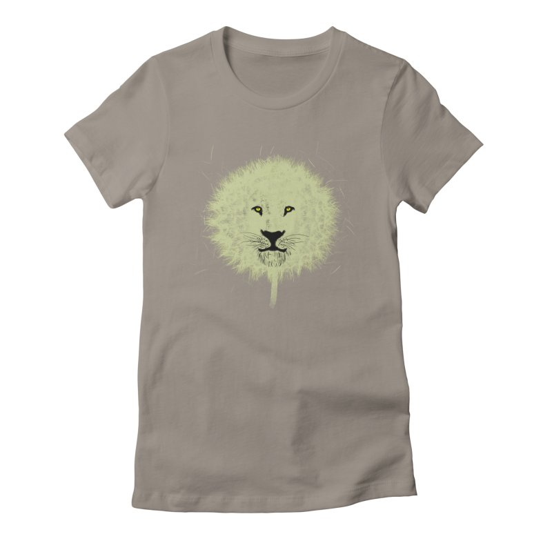 Dandelion Women's Fitted T-Shirt by Opippi