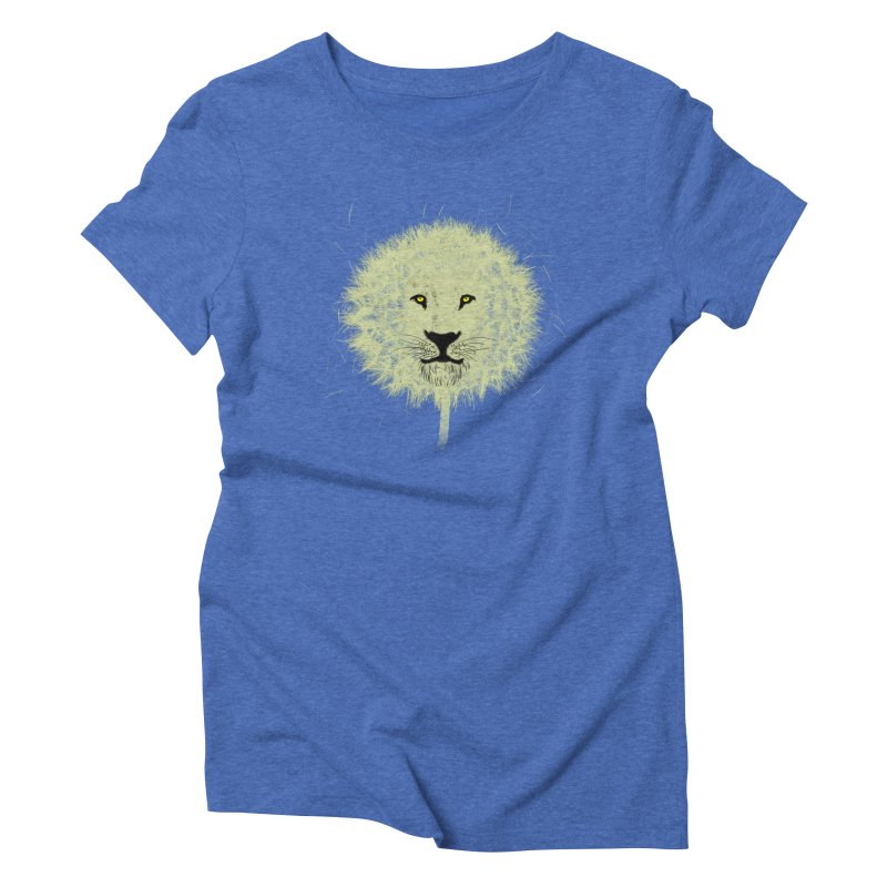 Dandelion Women's Triblend T-shirt by Opippi
