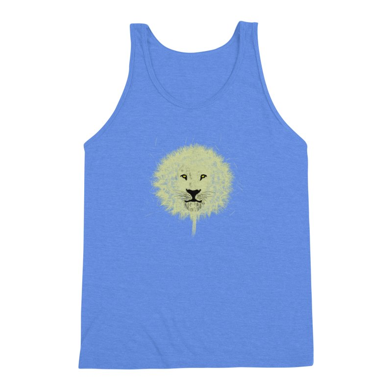 Dandelion Men's Triblend Tank by Opippi