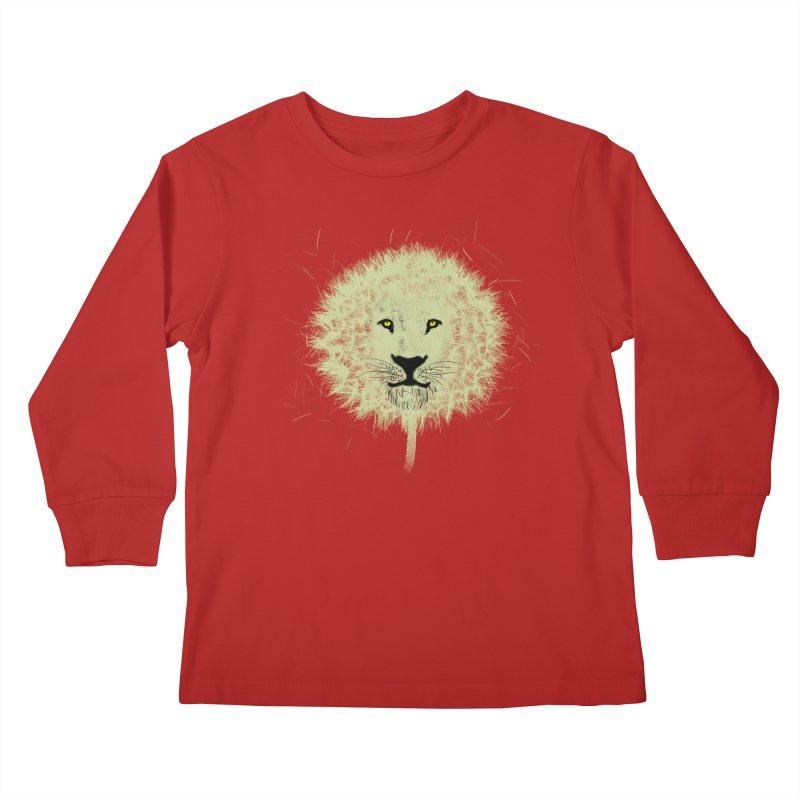 Dandelion Kids Longsleeve T-Shirt by Opippi
