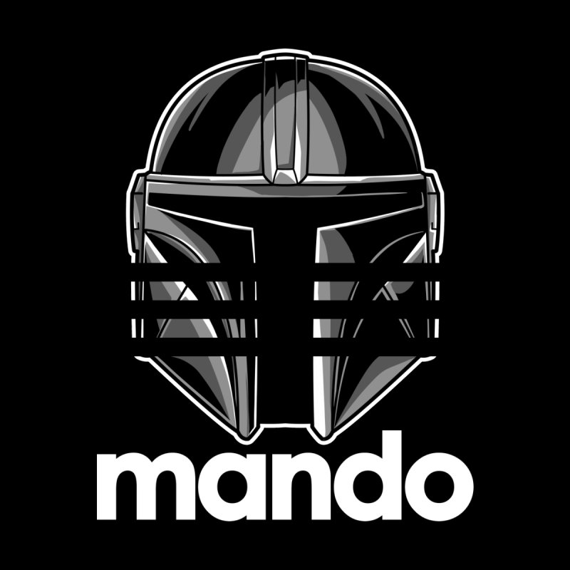 mando sport Men's T-Shirt by opoyostudio's Artist Shop