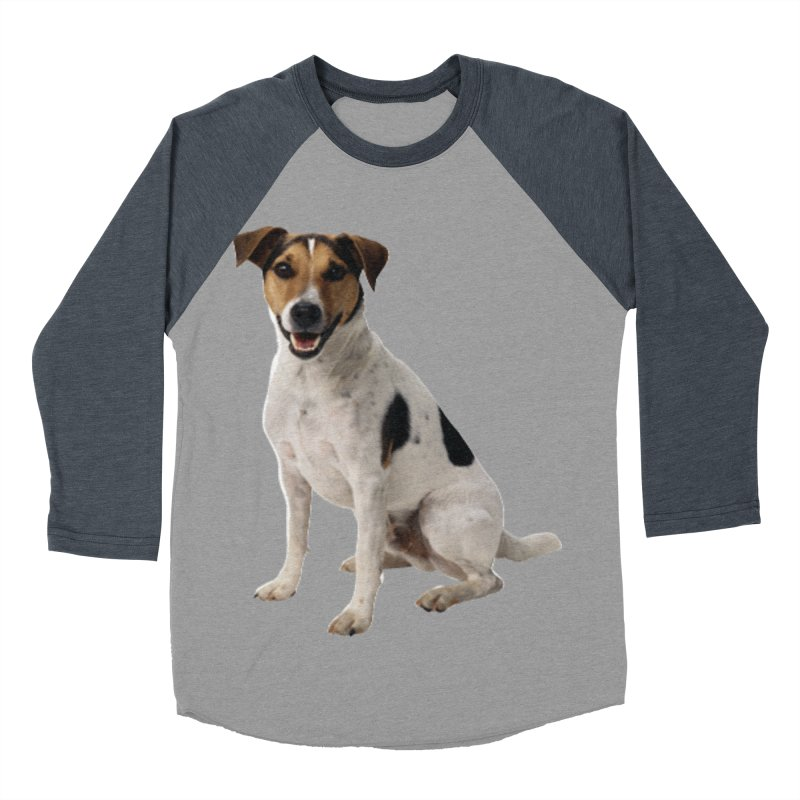 PUPPY 2 Women's Baseball Triblend T-Shirt by THE ORANGE ZEROMAX STREET COUTURE