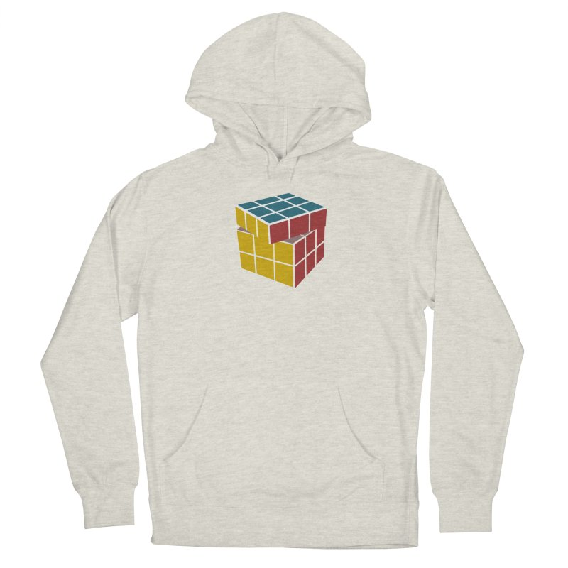 CUBE 2 Women's Pullover Hoody by THE ORANGE ZEROMAX STREET COUTURE