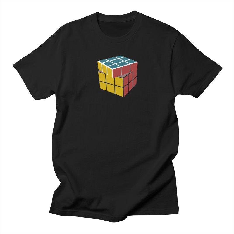 CUBE 2 Women's Unisex T-Shirt by THE ORANGE ZEROMAX STREET COUTURE