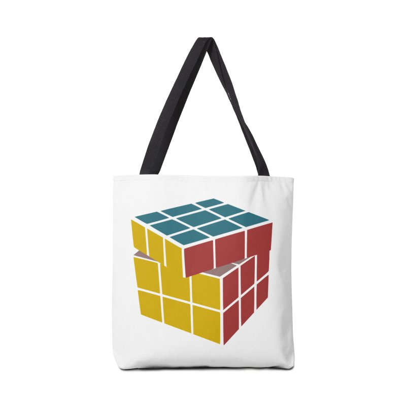 CUBE 2 Accessories Bag by THE ORANGE ZEROMAX STREET COUTURE