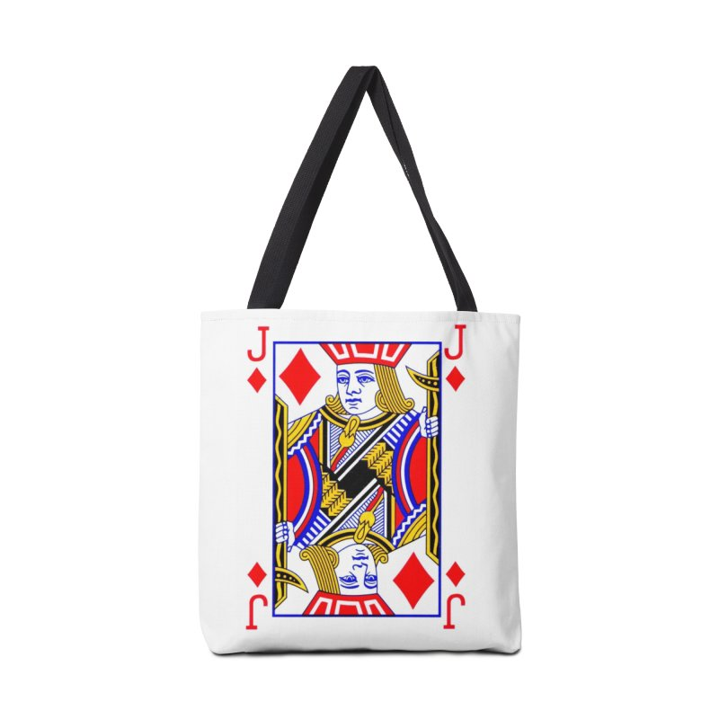 JACK OF DIAMONDS Accessories Bag by THE ORANGE ZEROMAX STREET COUTURE