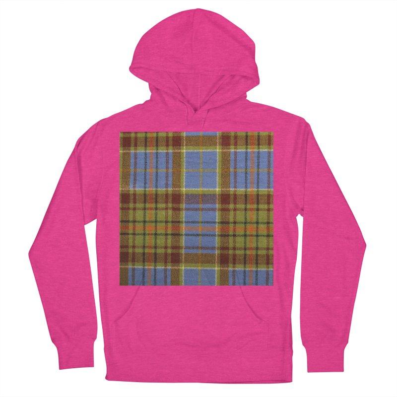ADAM TARTAN Women's Pullover Hoody by THE ORANGE ZEROMAX STREET COUTURE