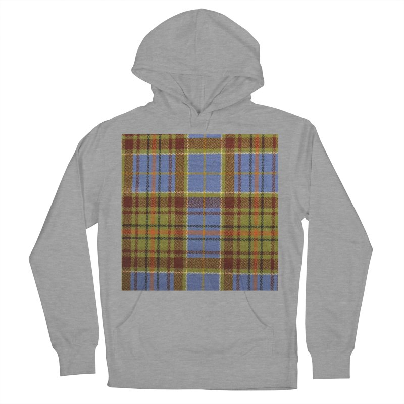 ADAM TARTAN Women's Pullover Hoody by THE ORANGE ZEROMAX STREET COUTURE