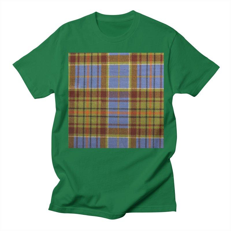 ADAM TARTAN Women's Unisex T-Shirt by THE ORANGE ZEROMAX STREET COUTURE