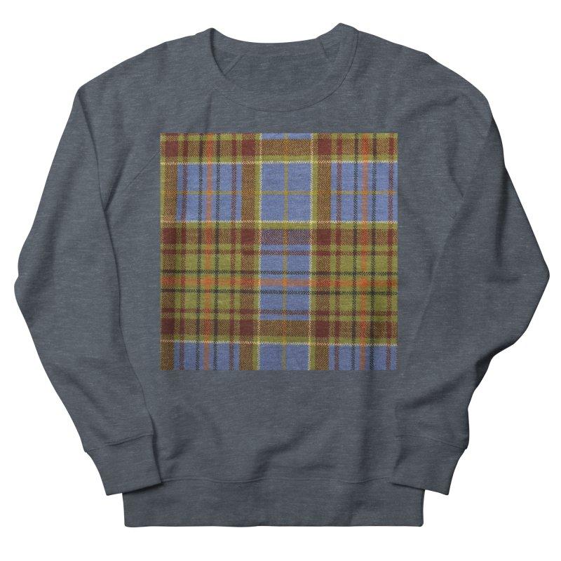 ADAM TARTAN Women's Sweatshirt by THE ORANGE ZEROMAX STREET COUTURE