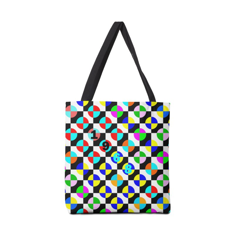 1968 POP DOTS 2 Accessories Bag by THE ORANGE ZEROMAX STREET COUTURE