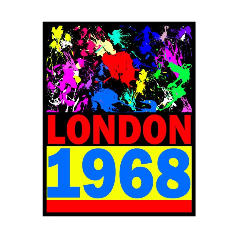 1968 LONDON 2 by THE ORANGE ZEROMAX STREET COUTURE