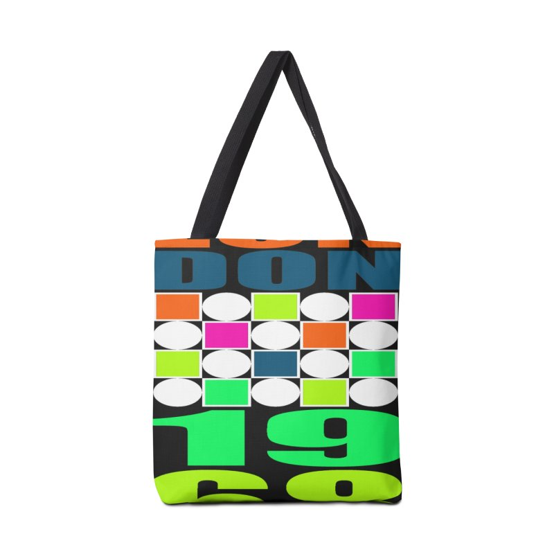 1968 LONDON Accessories Bag by THE ORANGE ZEROMAX STREET COUTURE
