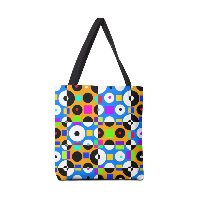 1968 POP DOTS 4 Accessories Bag by THE ORANGE ZEROMAX STREET COUTURE