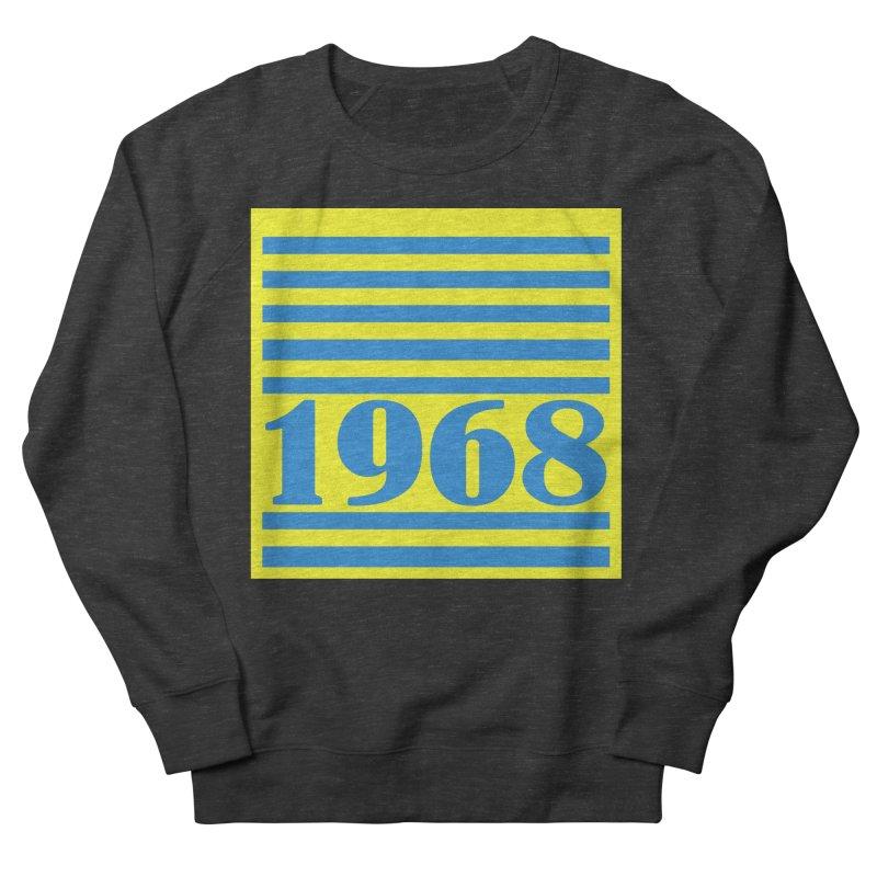 1968 STRIPES-2 Women's Sweatshirt by THE ORANGE ZEROMAX STREET COUTURE