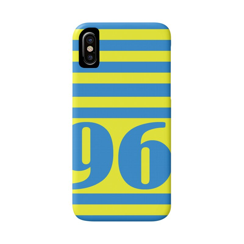 1968 STRIPES-2 Accessories Phone Case by THE ORANGE ZEROMAX STREET COUTURE