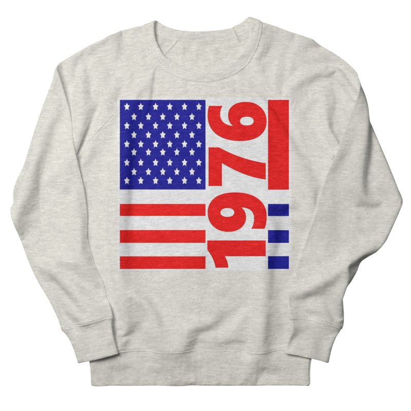1976 Men's Sweatshirt by THE ORANGE ZEROMAX STREET COUTURE