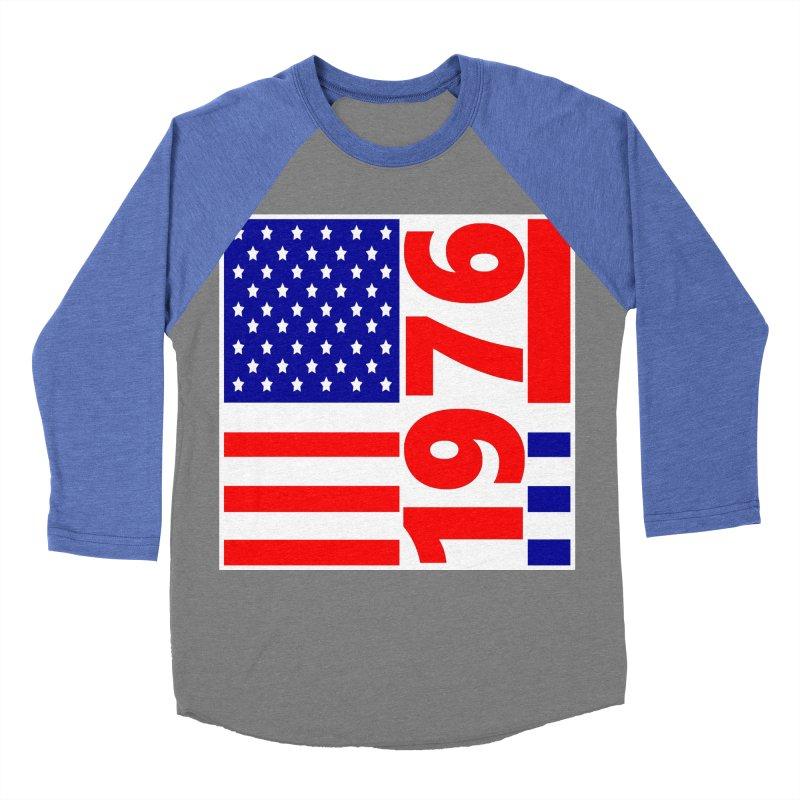 1976 Women's Baseball Triblend T-Shirt by THE ORANGE ZEROMAX STREET COUTURE
