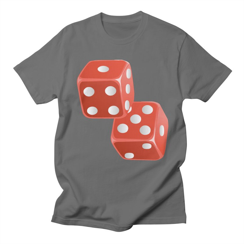 DICE Men's T-Shirt by THE ORANGE ZEROMAX STREET COUTURE